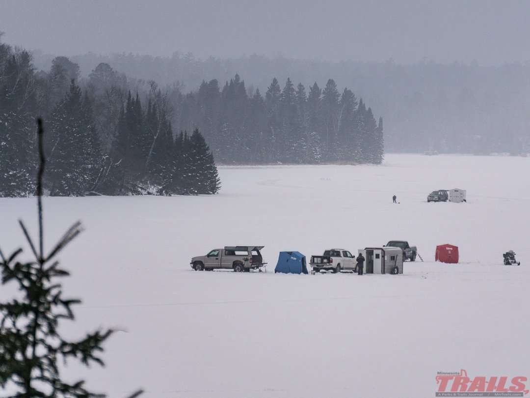 Itasca State Park-ice fishing
