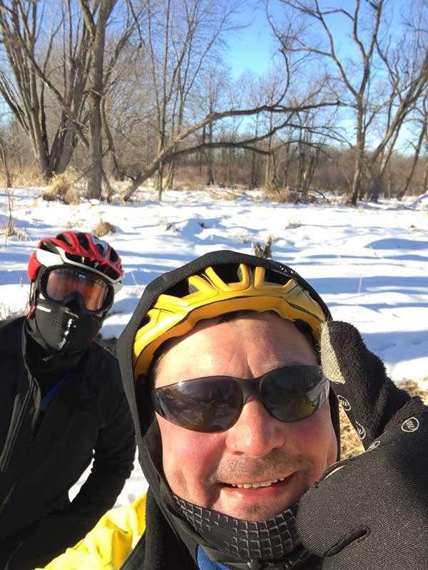 Frozen River Ride