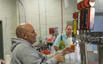 Trail Pairings: Take 16 Brewing Co