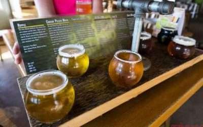 Trail Pairings: Beaver Island Brewing Co