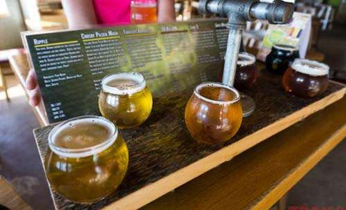 Trail Pairings: Beaver Island Brewing Co
