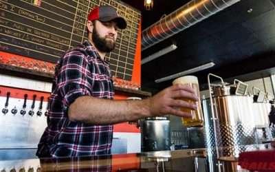 Trail Pairings: Bad Habit Brewing Co