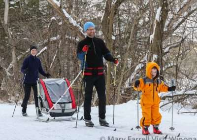 Southern Minnesota Ski Trails