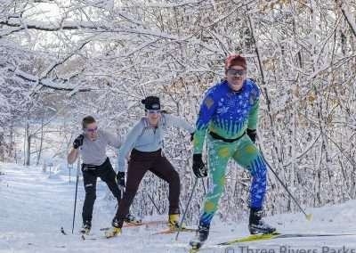 Minneapolis/St. Paul Metro Ski Trails