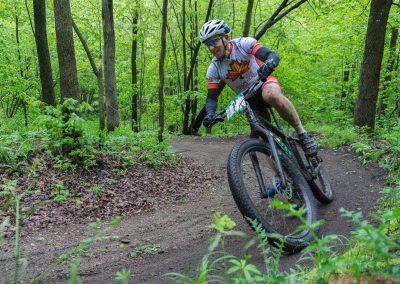 Central Minnesota Mountain Bike Trails