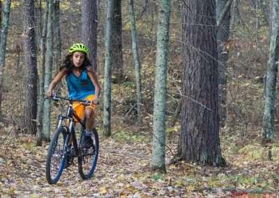Northwestern Minnesota Mountain Bike Trails