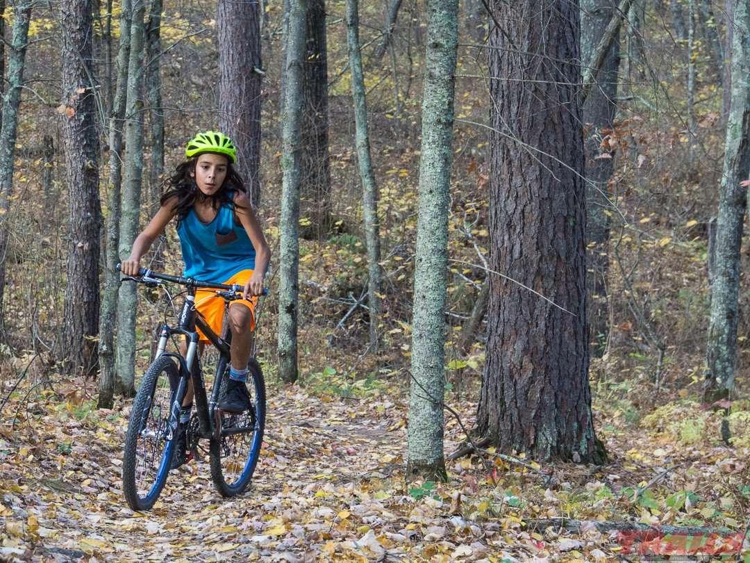 Movil Maze Mountain Bike Trails