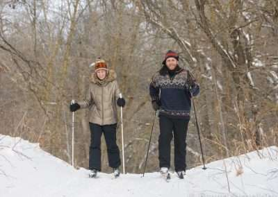 Northwestern Minnesota Ski Trails