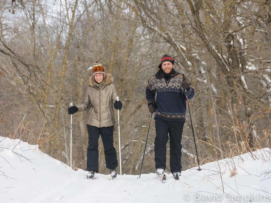 Northwestern Minnesota Ski Trails