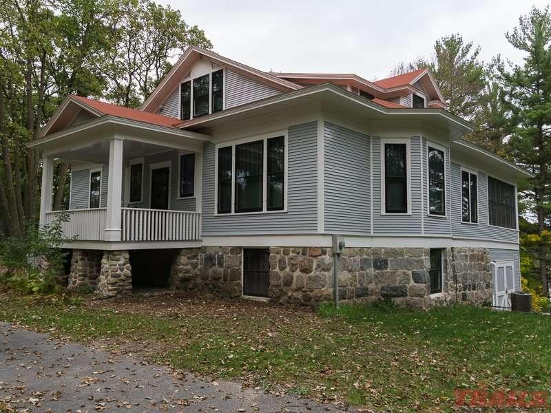 The Lindbergh home