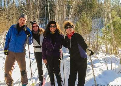Northeastern Minnesota Ski Trails