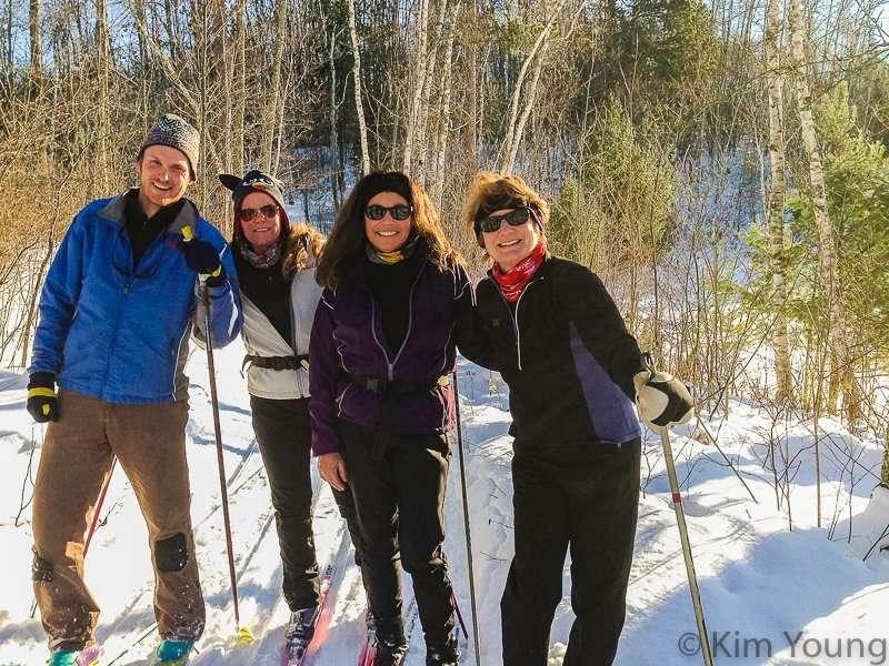 Northeastern Minnesota Ski Trails