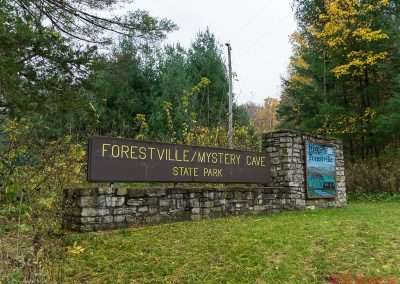 Forestville/Mystery Cave State Park