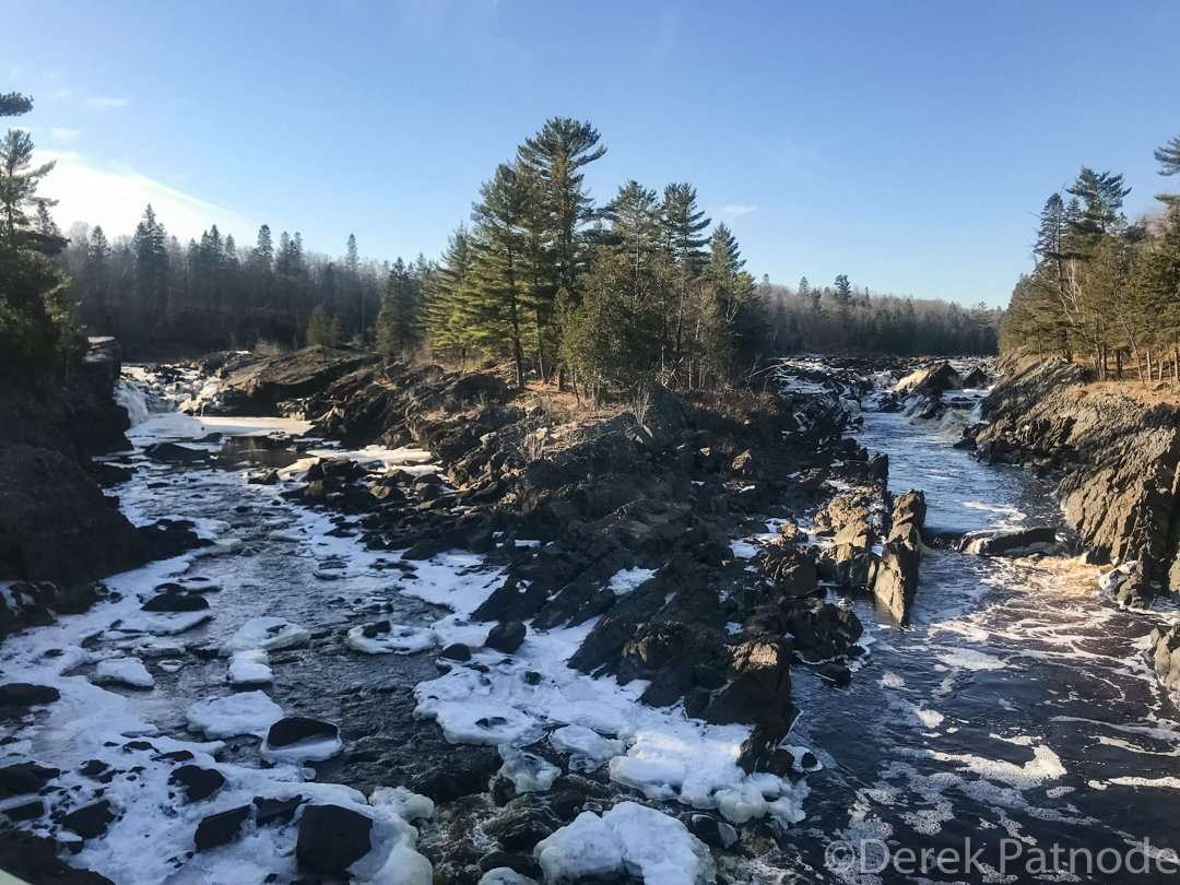 Jay Cooke State Park is worth a trip in the winter
