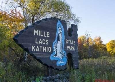 Mille Lacs Kathio State Park