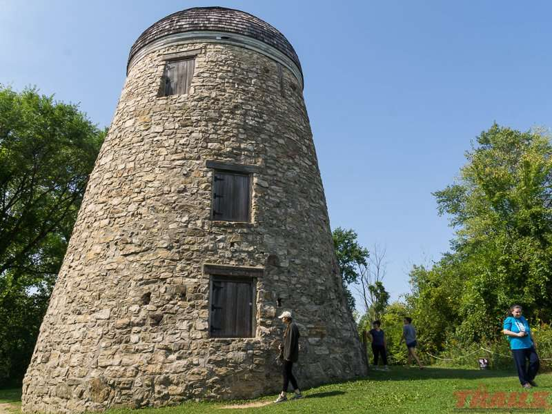 Historic Seppman Mill is a popular attraction at Minneopa State Park