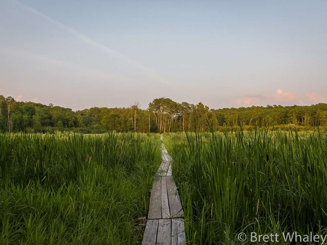 The Savanna Portage Trail ar Savanna Portage