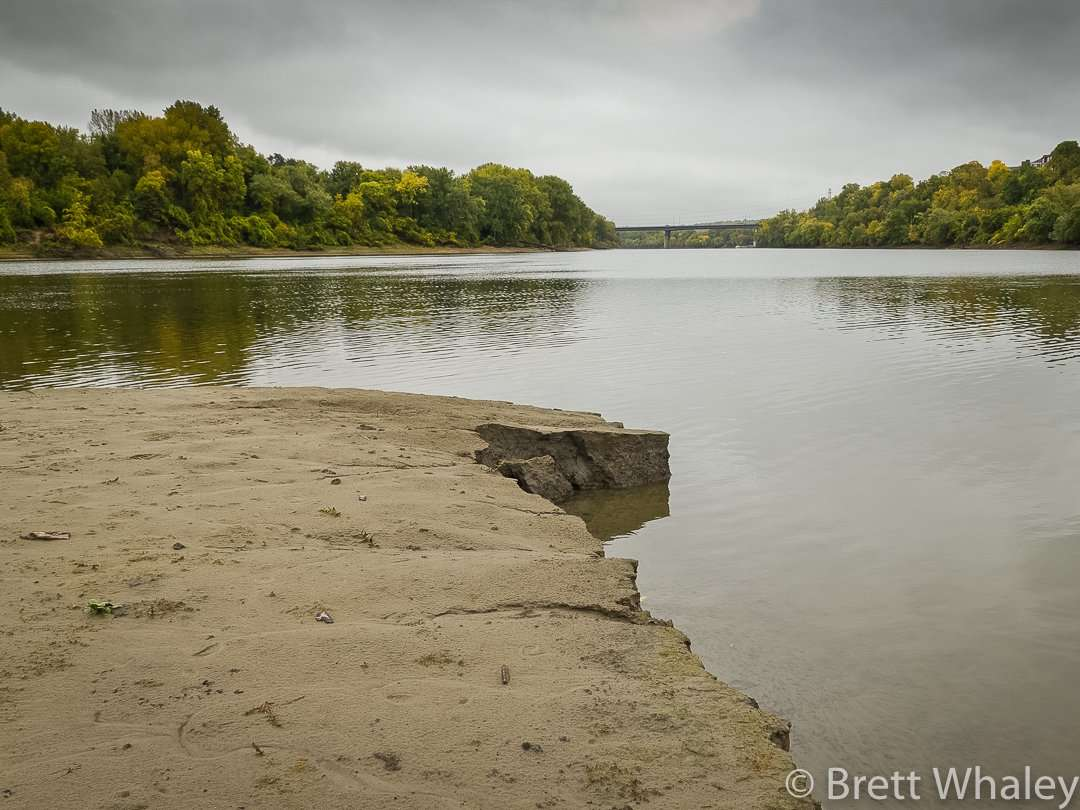 Pike Island Peninsula at Fort Snelling State Park