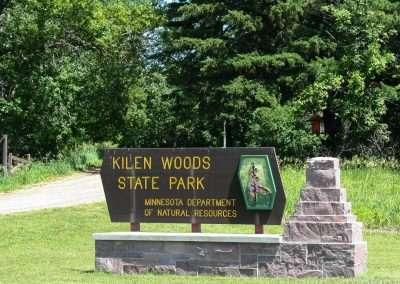 Kilen Woods State Park