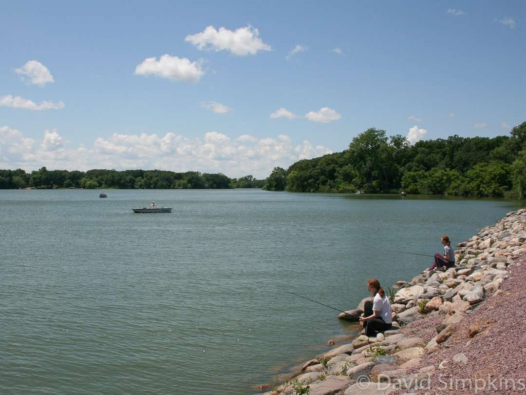 Lake Shetek attracts anglers from Minnesota and surrounding states at Lake Shetek State Park