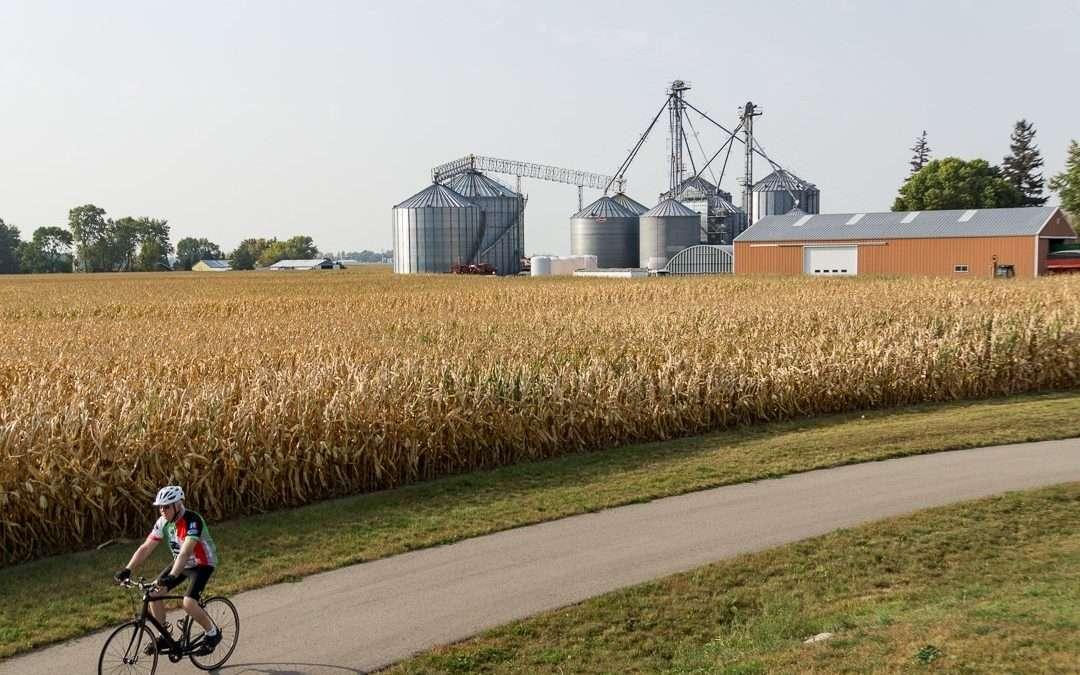 Shooting Star Trail Bike Ride