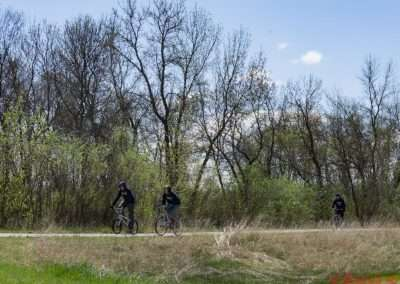 Northwestern Minnesota Short & Sweet Bike Trails