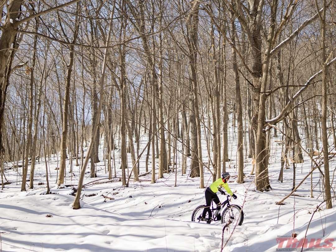 Holzinger Lodge Fat Biking