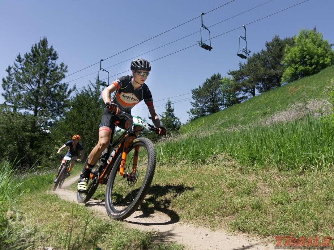 Mount Kato Mountain Biking