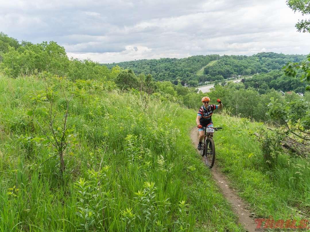 Red Wing Memorial Trails Mountain Biking