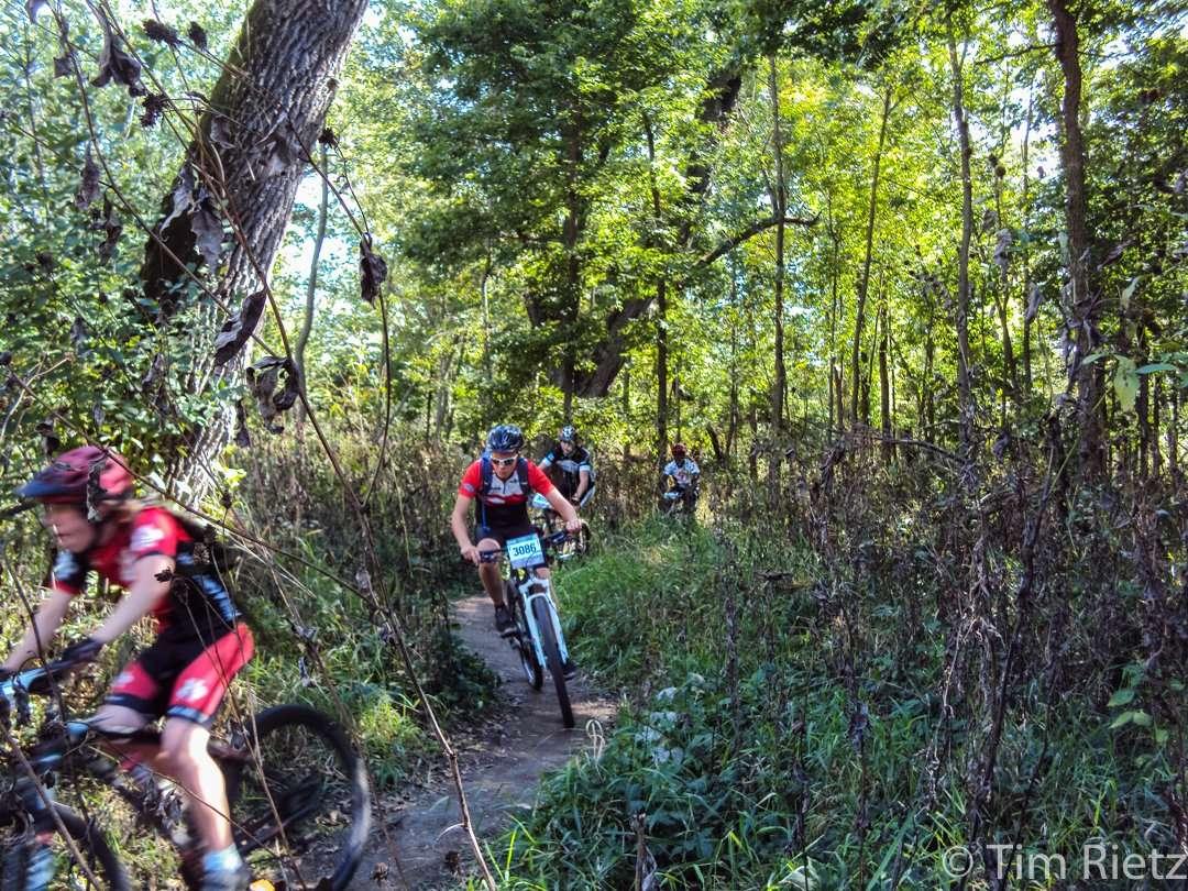 Schindler's Way Mountain Biking