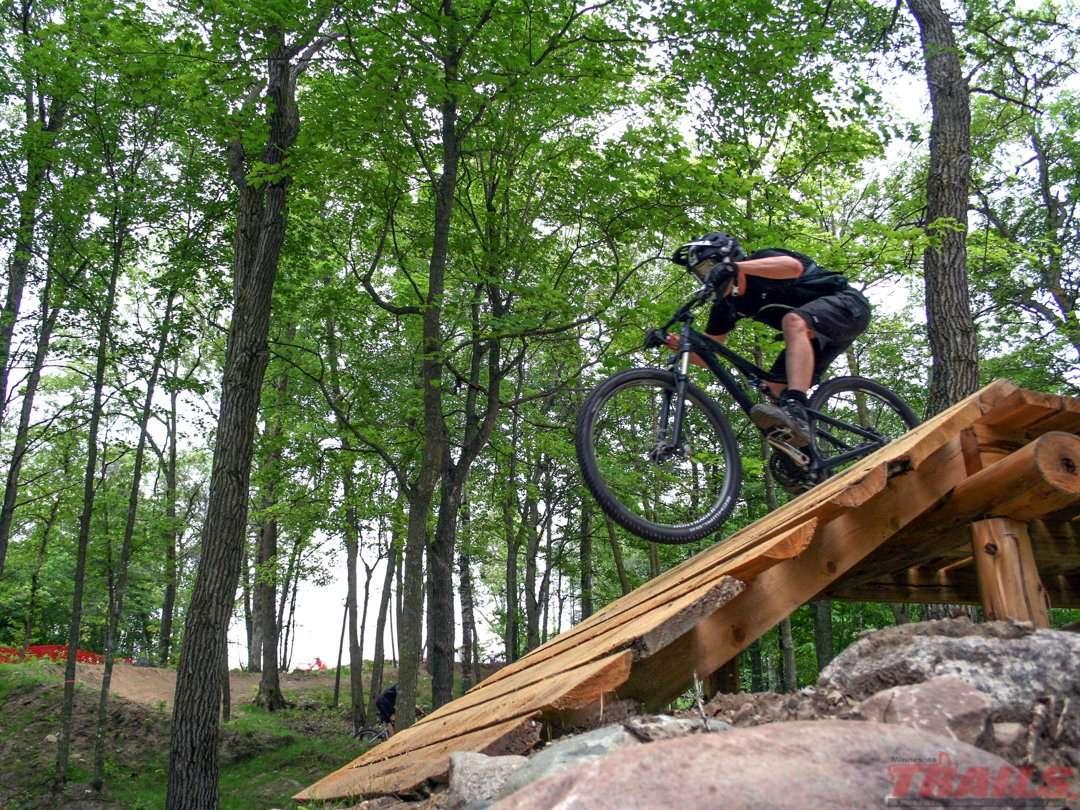 Detroit Mountain Mountain Biking