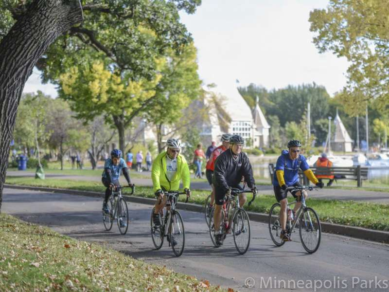 Minneapolis Bike Tour