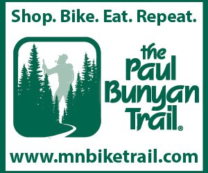 Minnesota's Paul Bunyan Trail is one of the state's best bike rides