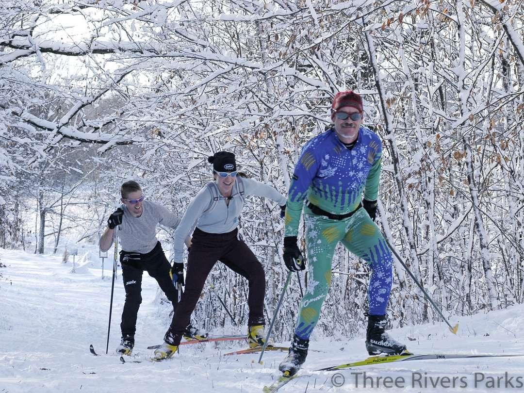 Baker Park Ski Trails