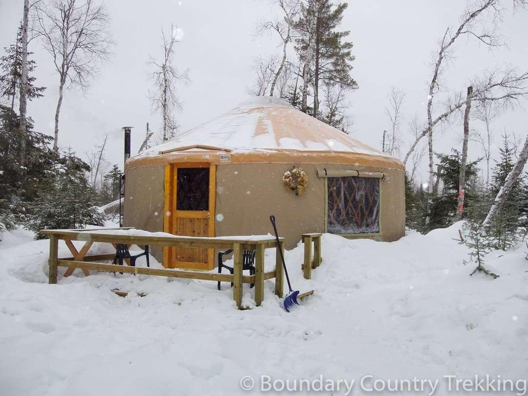 Banadad Ski Trail Yurt