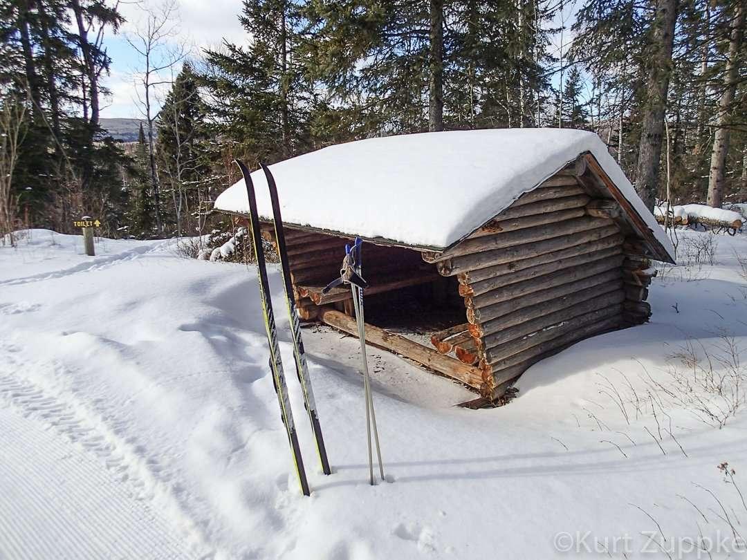 Cascade River State Park Ski Trail