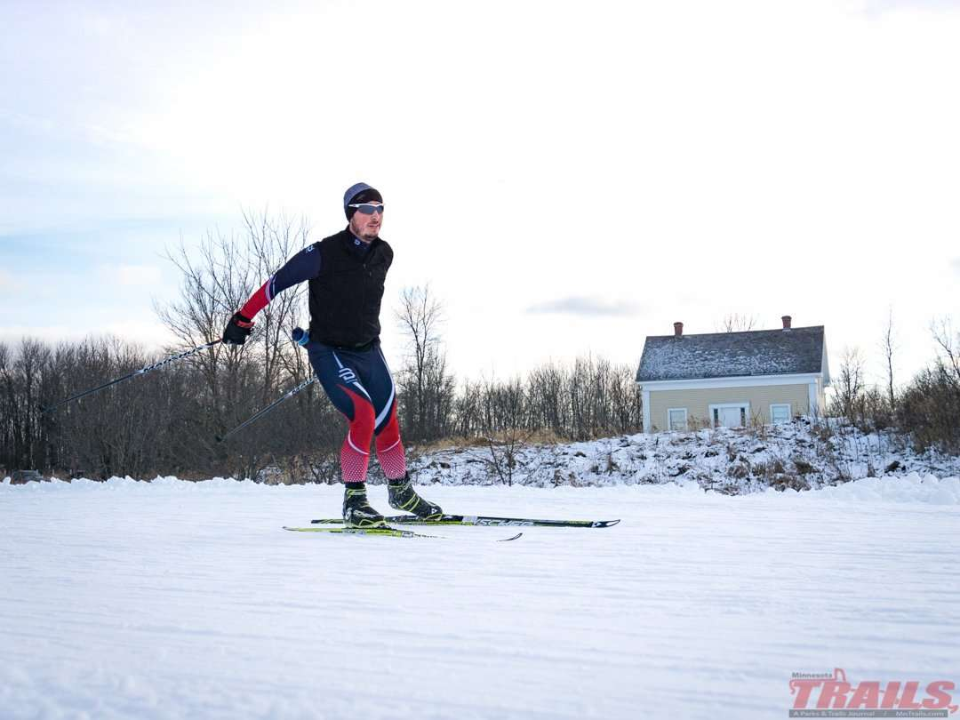 Elm Creek Park Ski Trails