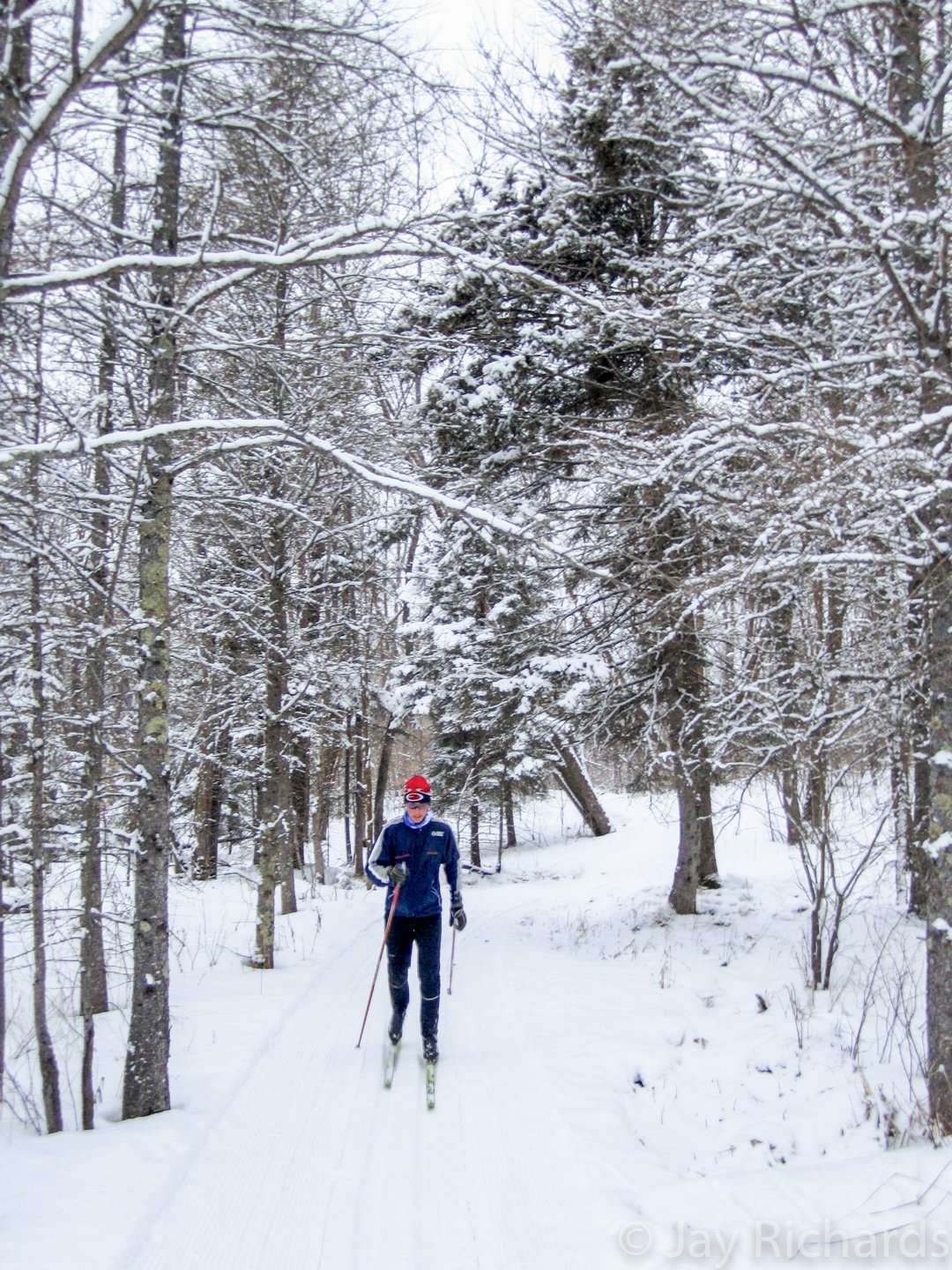 Maplelag Ski Trails