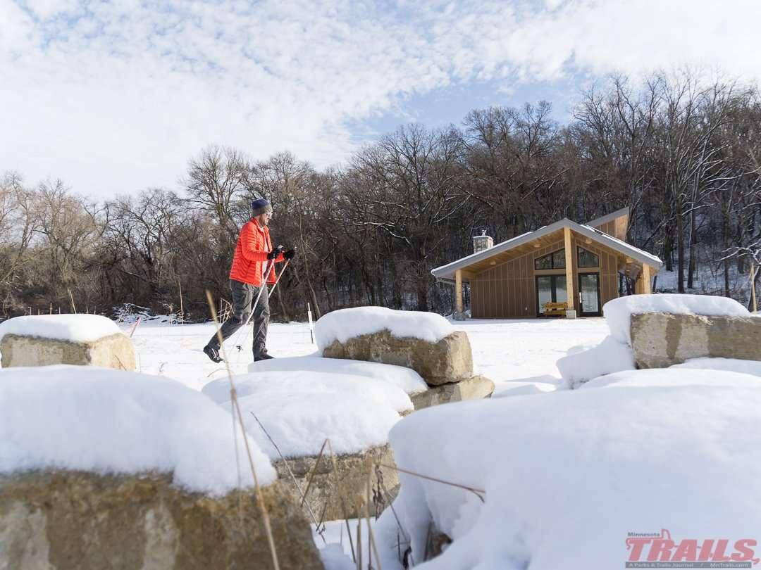Quarry Hill Nature Center Ski Trails