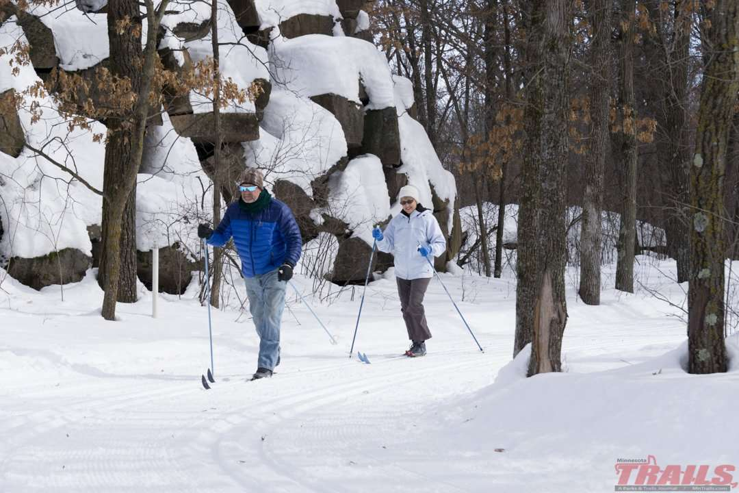 Quarry Park Ski Trails