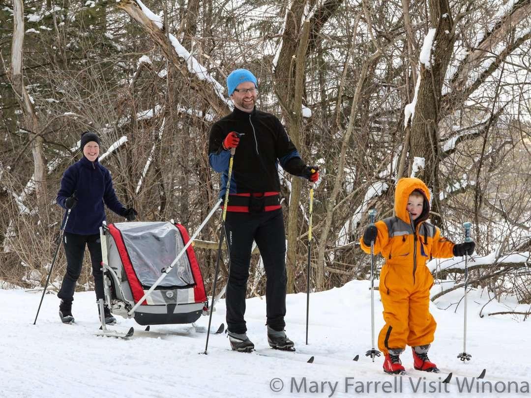 Saint Mary's University Ski Trails