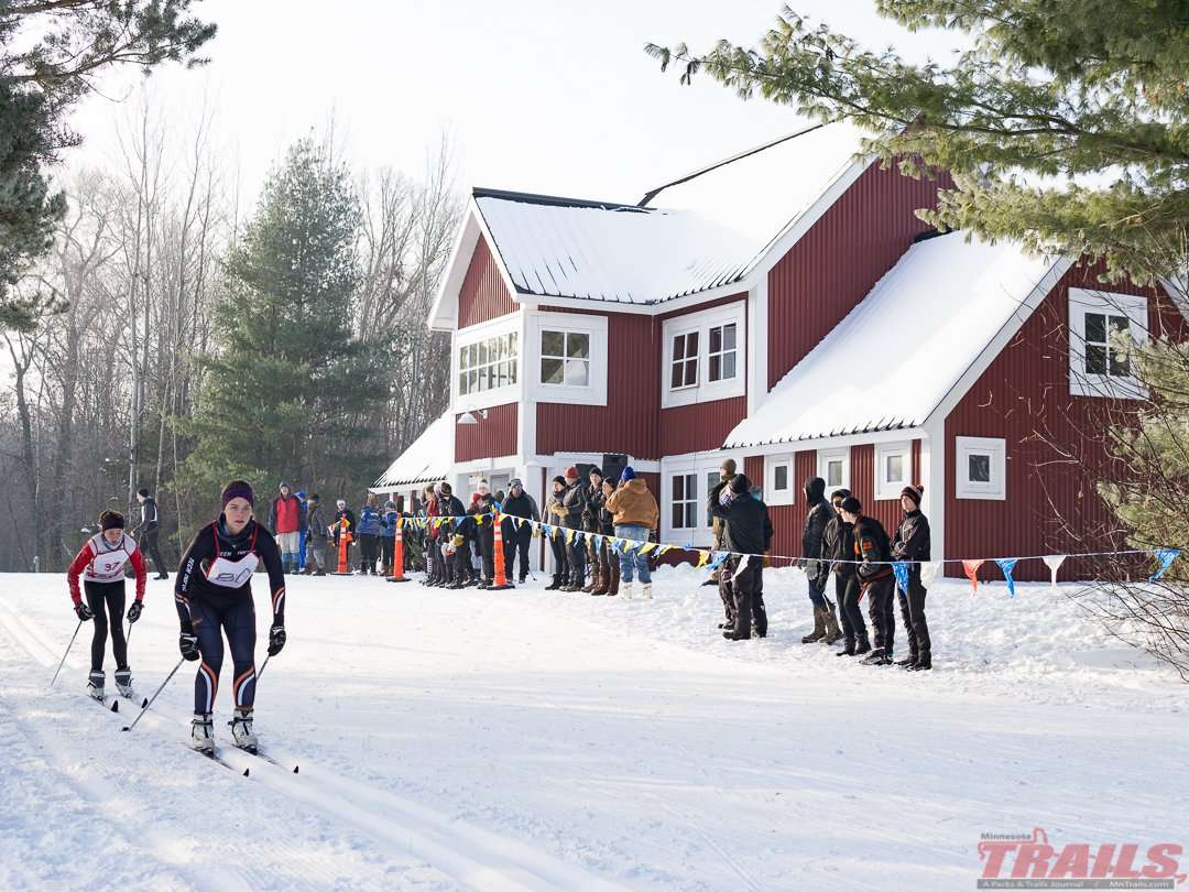 Vasaloppet Nordic Center Ski Trails