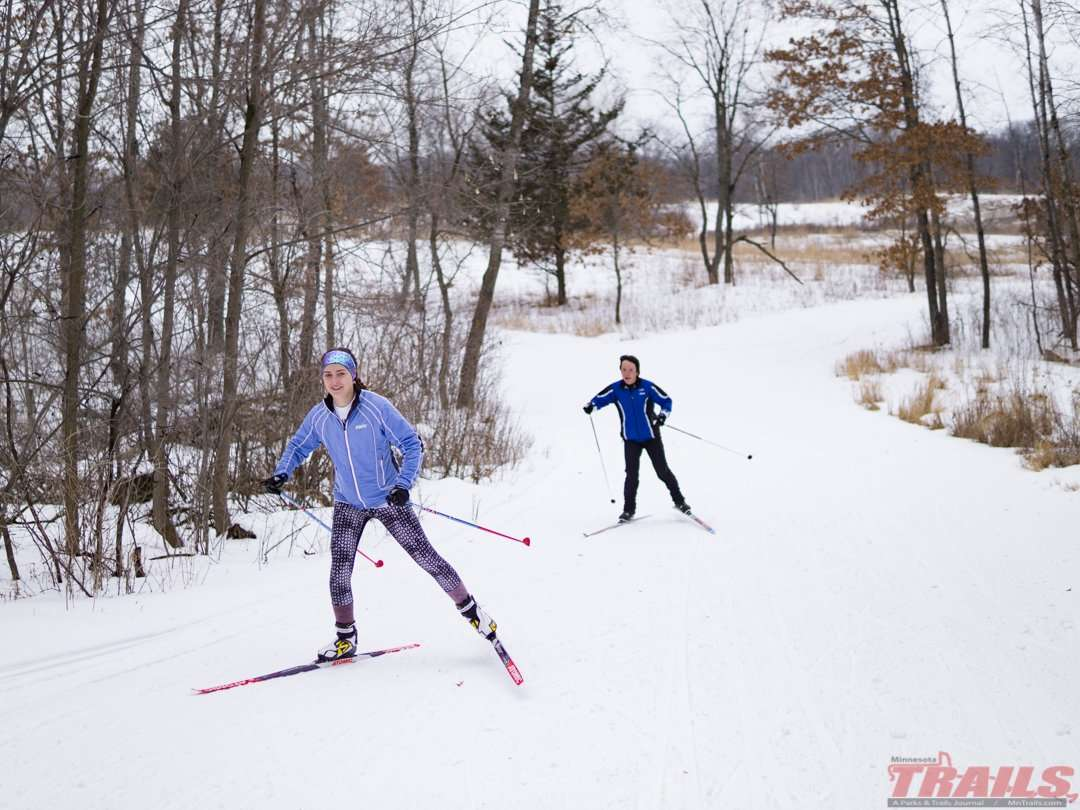 Woodland Trails Ski Trails