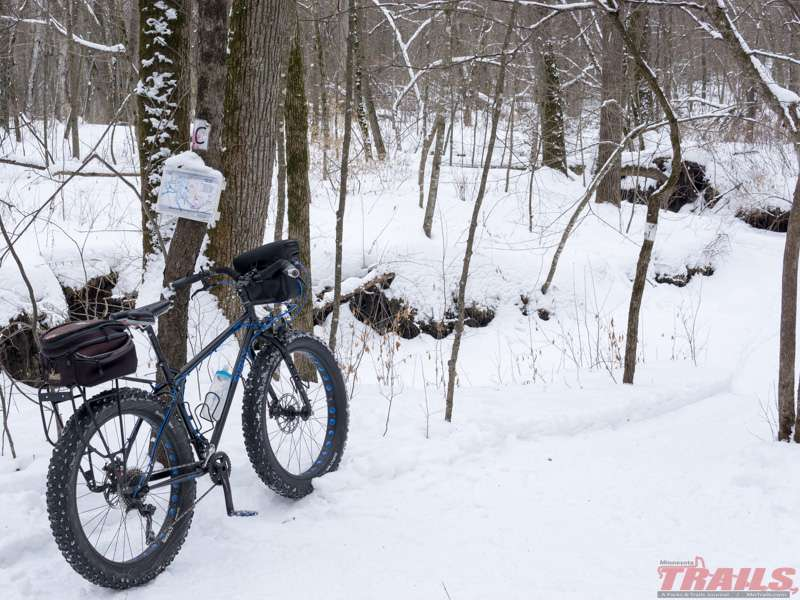 Kaplan's Woods Fat Biking