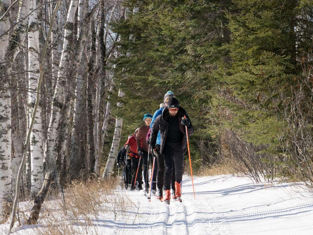 Cascade River State Park Ski Trails