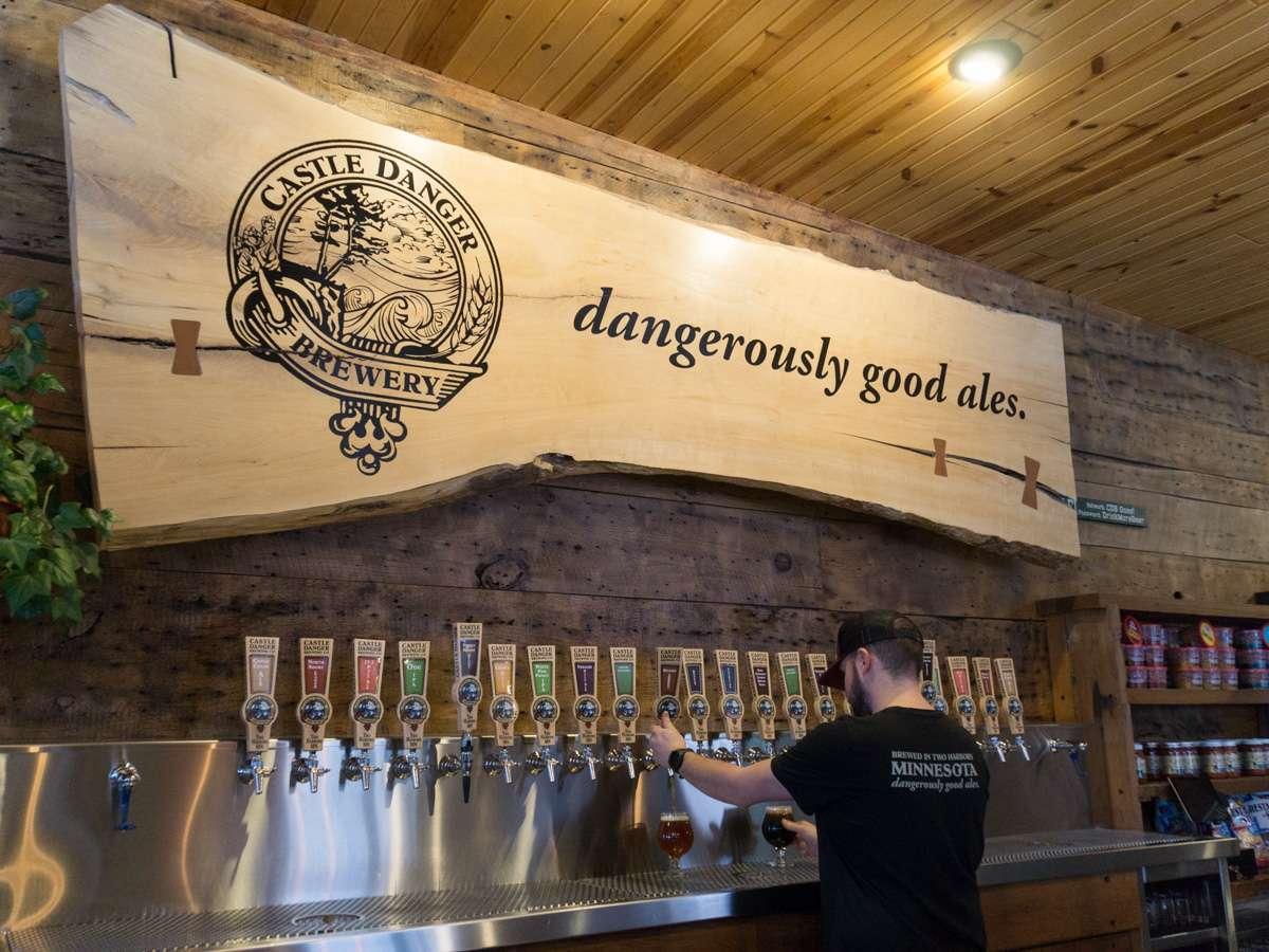 Castle Danger Brewery