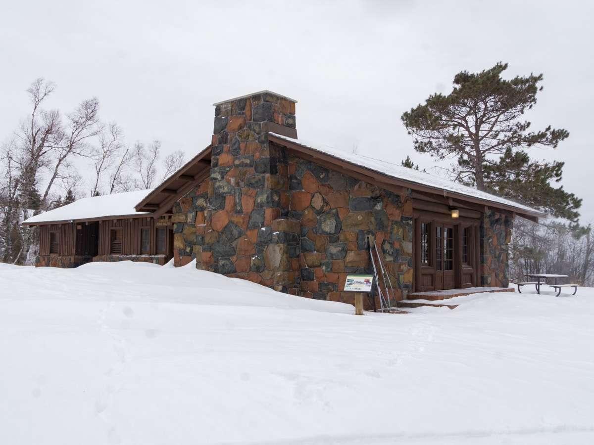 Gooseberry Falls State Park Ski Trails