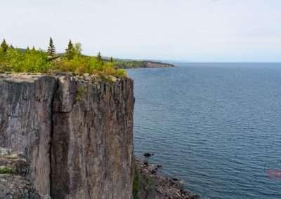 Palisade Head and Shovel Point