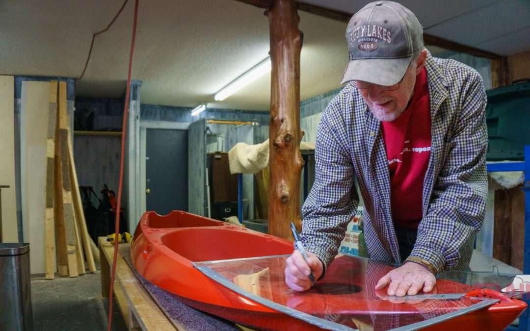 Made in Minnesota: Crow Wing Kayaks