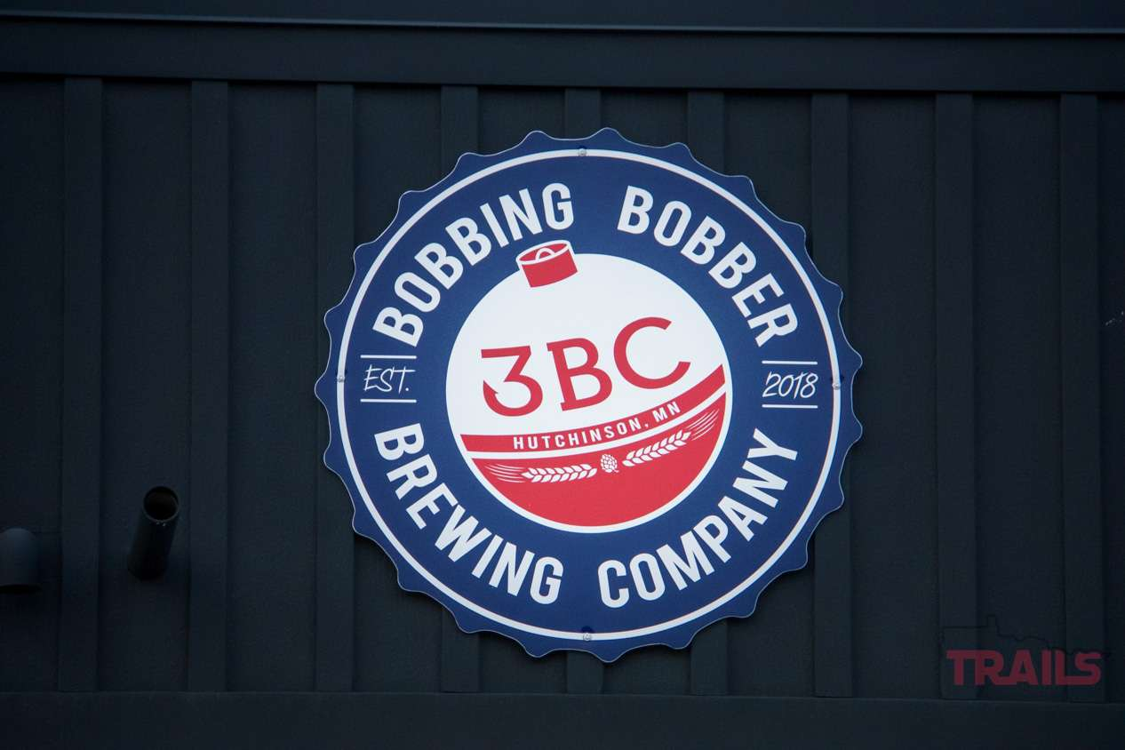 3BC Brewing sign